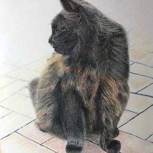 commission_animall_Portrait_laleh_kamalian_